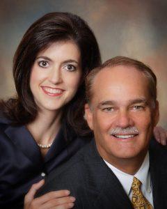 Dr. Howard and Dr. Julie