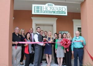 Bluffton SC, Ribbon Cutting