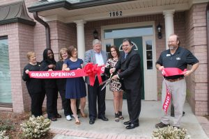 Richmond Hill Ribbon Cutting