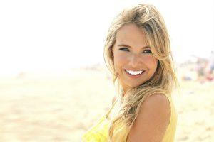 Smile on Beach
