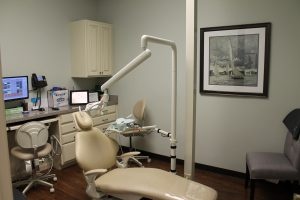 One of several new operatories