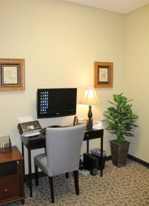 New consult room