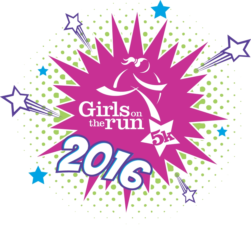 girls on the run 5k 2016 logo
