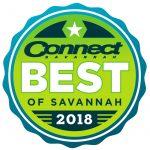 Connect Savannah Best of Savannah 2018